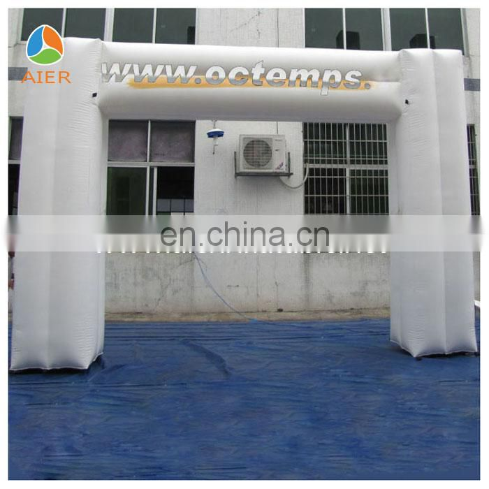 pvc archway,arch inflatable for entrance