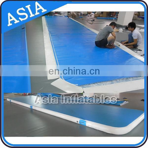 Custom Size Durable Inflatable Low Price Floor Gym Rubber Mat
