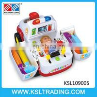 Novel design hot items baby footprint kit commemorate girls baby art toys