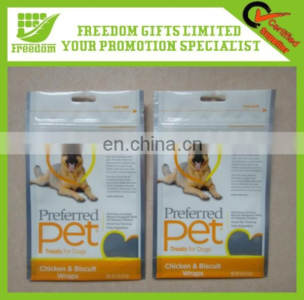 Logo Printed Customized Dog Food Bag
