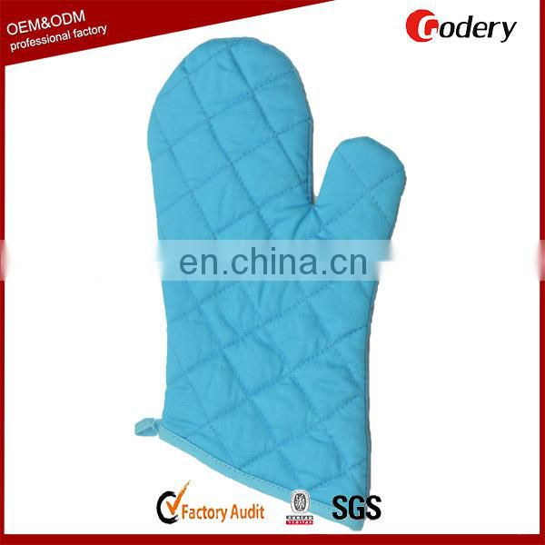 High quality custom cotton kitchen oven glove