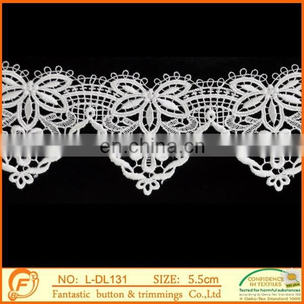 fantastic new wholesale lace trim for garment