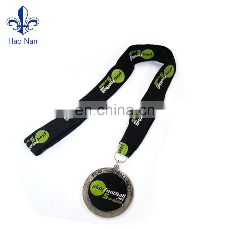 Hot new products Free Design Custom Awards Medals Ribbon Grosgrain For Running Medals
