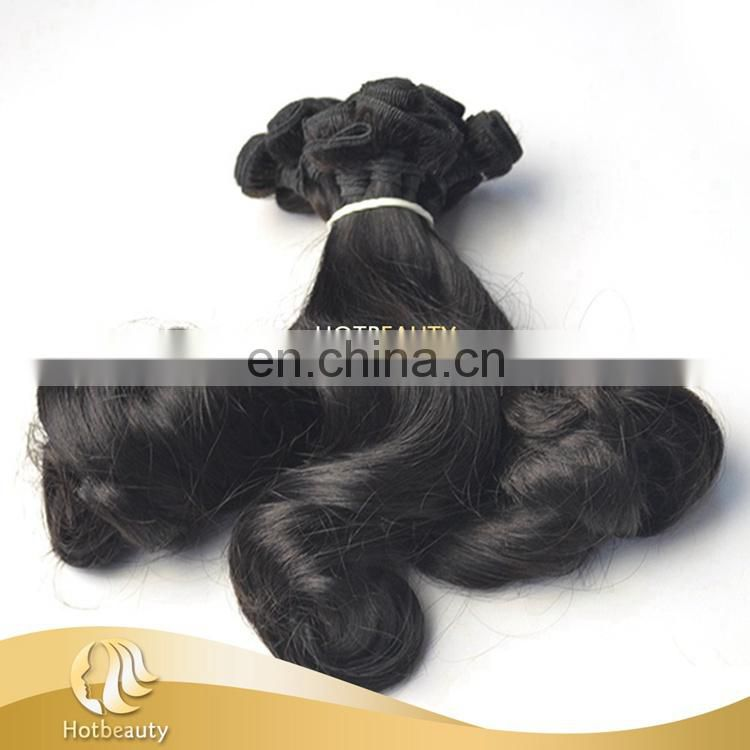 "8a grade one donor hair funmi magical curl 8""-22"" inch can be dyed"