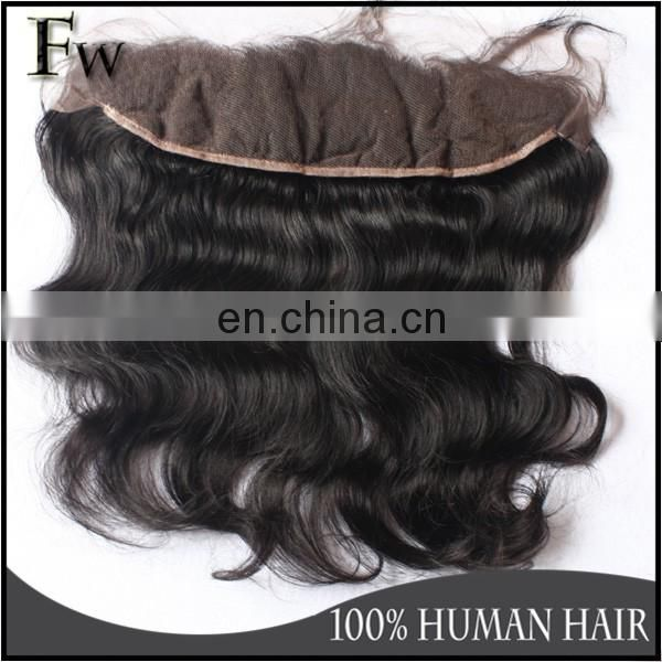 Top quality ear to ear full front lace closures
