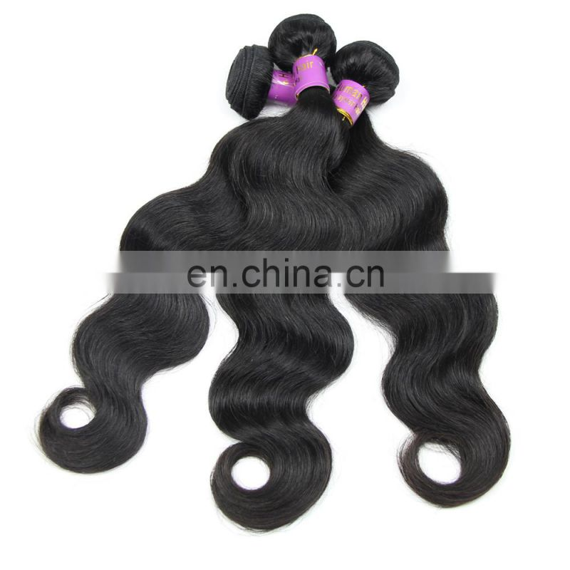 New arrival Brazilian human virgin 9A hair weaving in body wave cuticle aligned hair