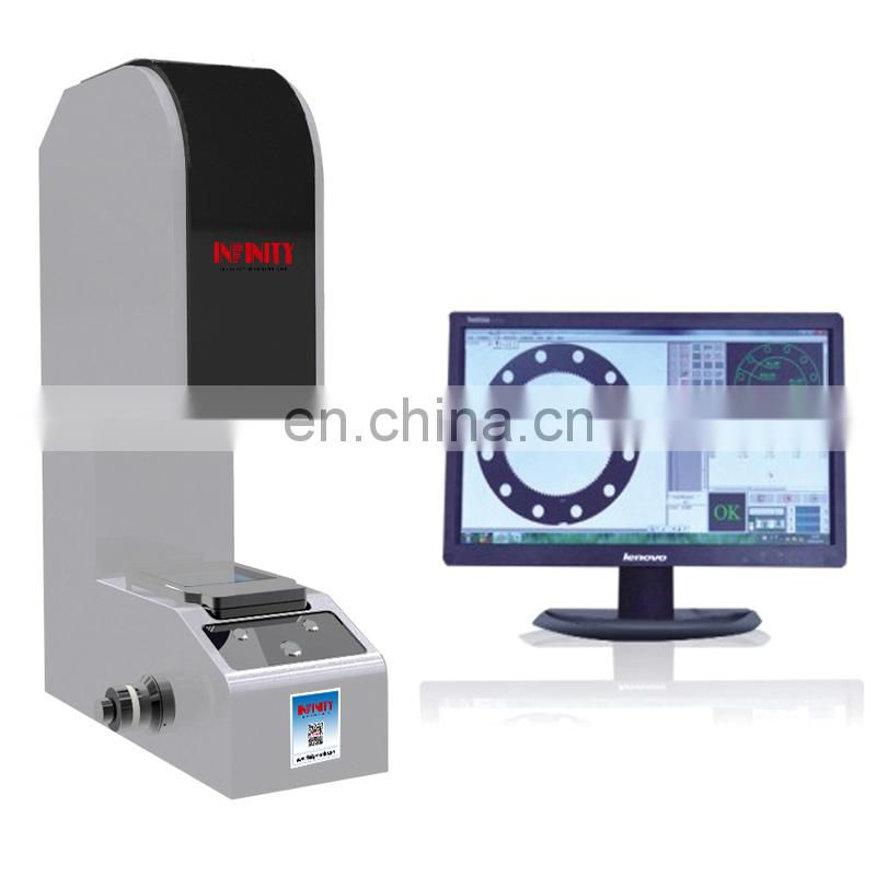 Low price and top quality image vision measuring testing instrument