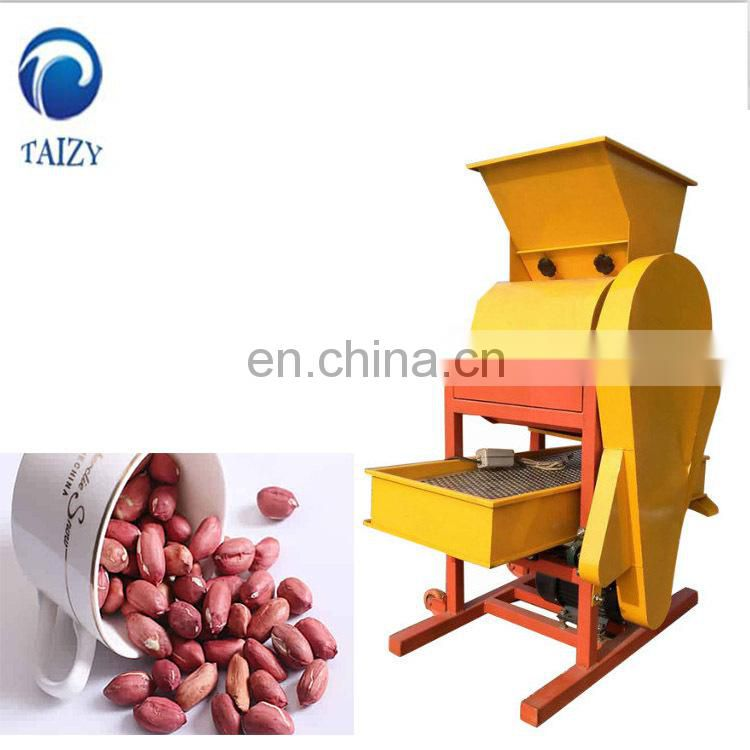 home using small peanut sheller Image