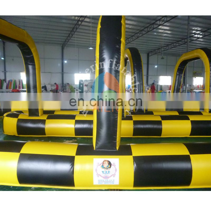 High quality inflatable air track for sale / Wholesale inflatable air track for gym / inflatable sport games