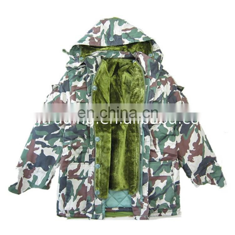 Hot sale military camouflage jacket bomber coat army flight