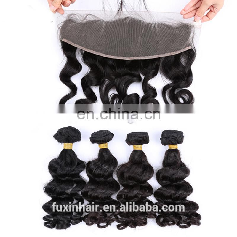 remy a brazilian hair human virgin cuticle aligned hair weave free sample
