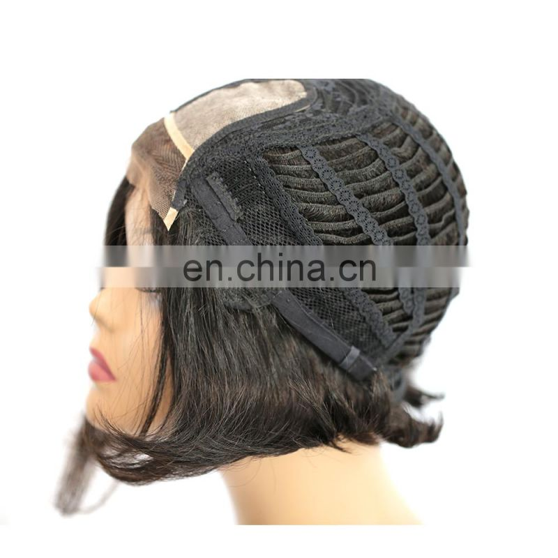 Alibaba 2018 new arrival Chinese hair manufacture cheap factory price lace front wig