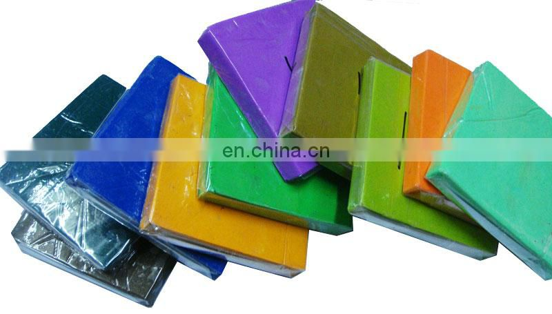 Hot sale eco-friendly metallic color handmade material polymer clay