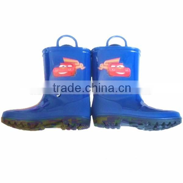 new style comfortable waterproof fishing construction pvc rain boots,kids footwear wholesale