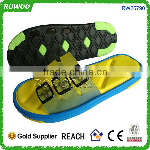 Indoor outdoor men slippers,men slipper for outdoor