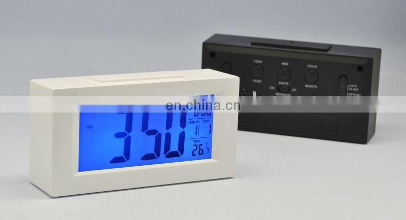 Snooze Light Desk Clock