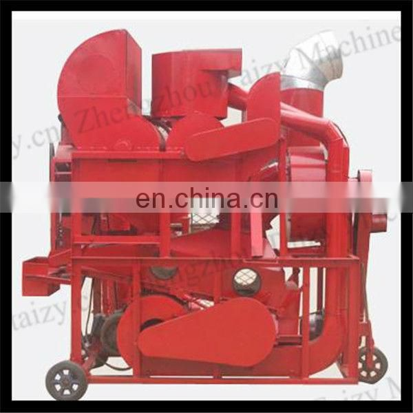 High Cleanness Groundnut Sheller Machine peanut thresher