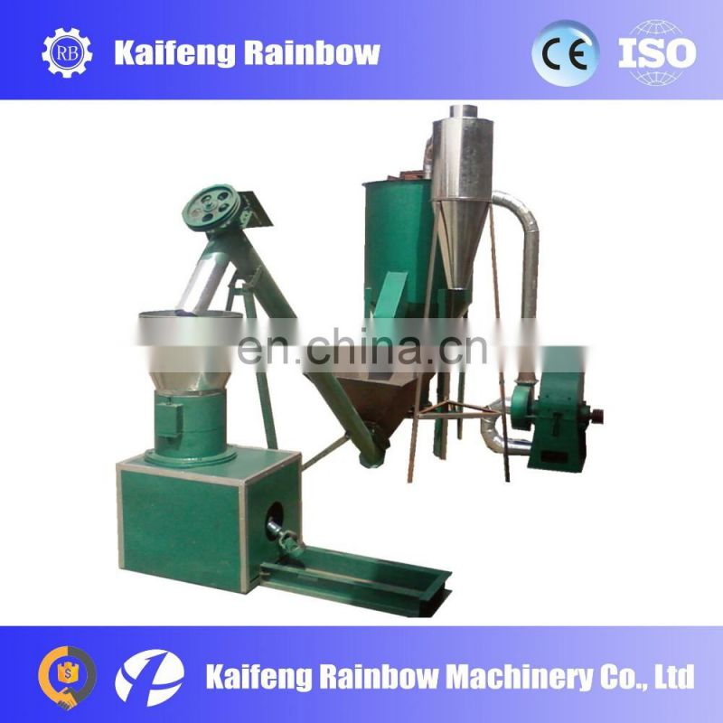 Made in China High Capacity vertical grain mixer/Chicken Feed Mixing and Crushing Machine