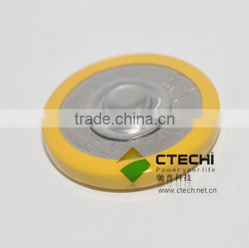 Watch battery Lithium Battery with cap CR2335 3V button lithium battery