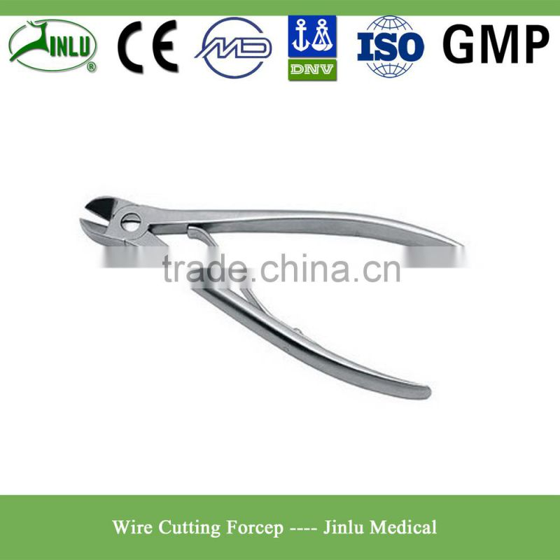 Wire Cutting Forceps (cutting range 0-1.2mm)