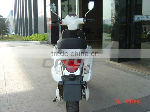 3000W Electric Motorcycle Equipped with 40Ah Li-ion Battery