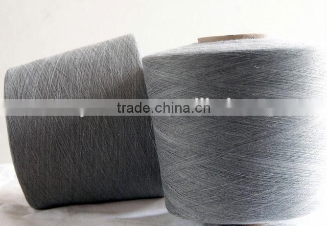 good quality Hemp grey yarn