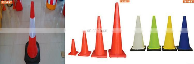 Safety Barricades cones with retractable tape