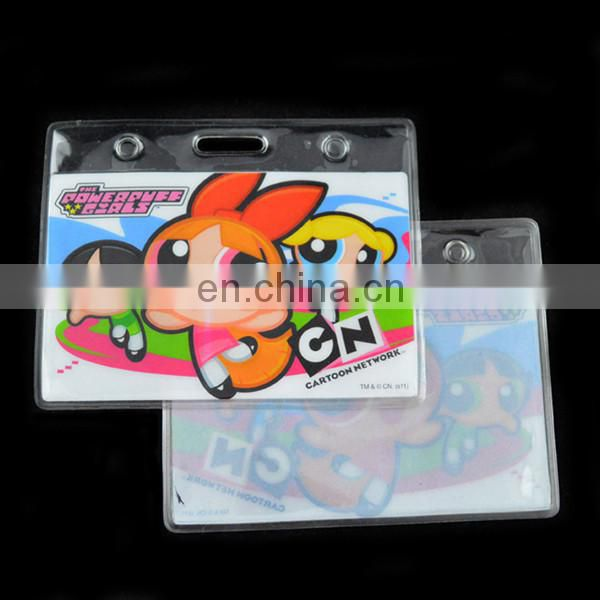 business plastic id card holder