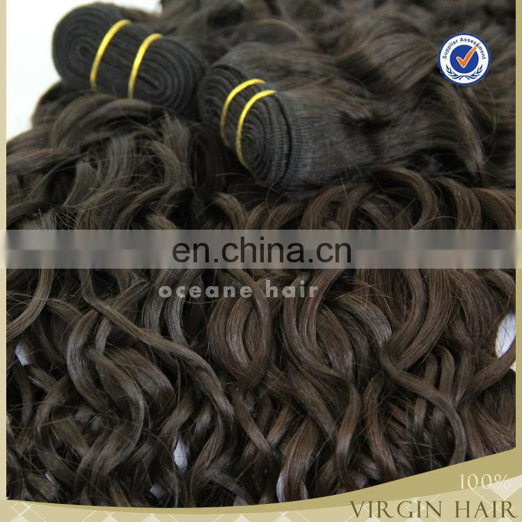 raw unprocessed Brazilian hair , braiding human hair, loos curly for hair braiding