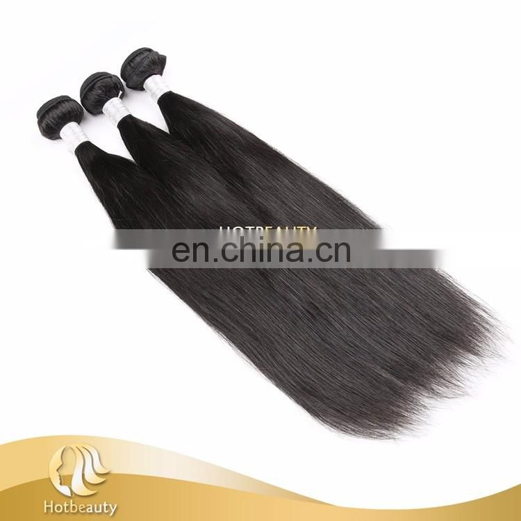 Brand New Non Remy Peruvian Hair Silky Straight In Large Stock