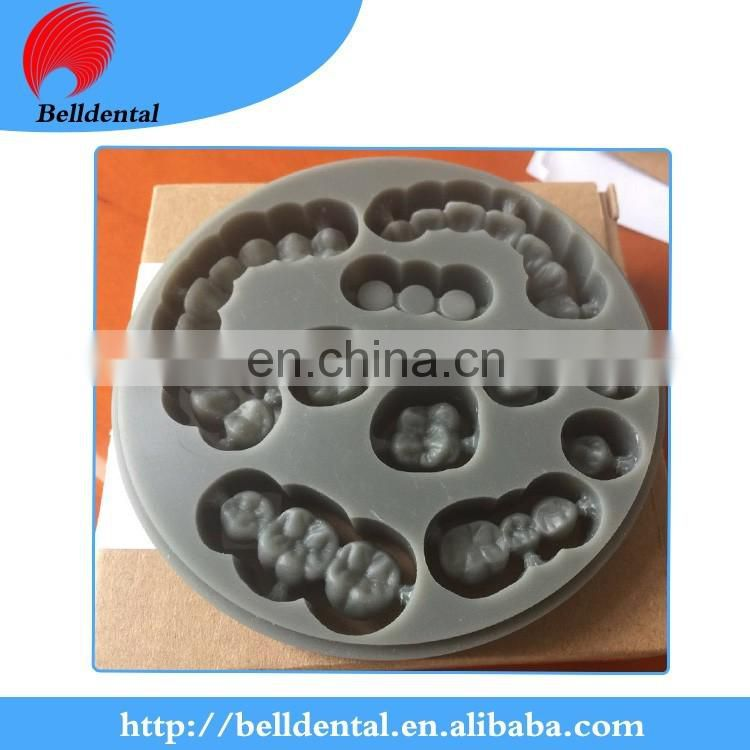 Dental Amann Girrbach modelling grey wax blanks