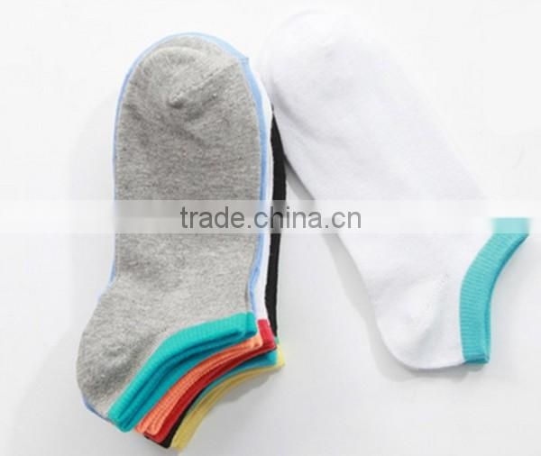 20 pcs/lot hot sale boat style casual and fashion stylish random colors free size for trendy men sport socks