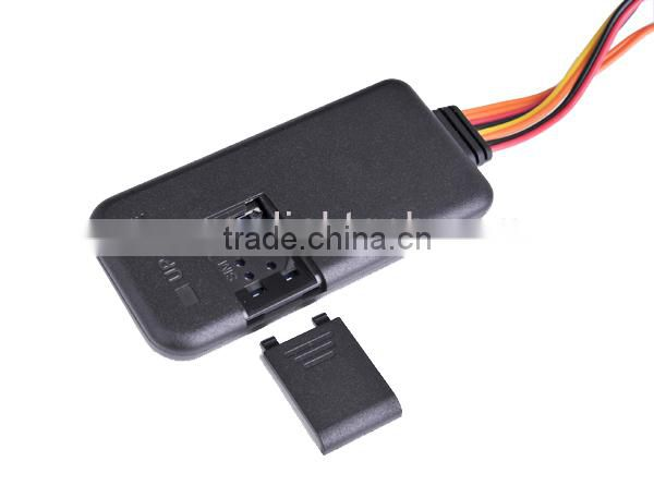 Smart GSM Tracker GSM Locating / Vibration Alarm / Remote Listening Car Alarm Tracker Tracking Device