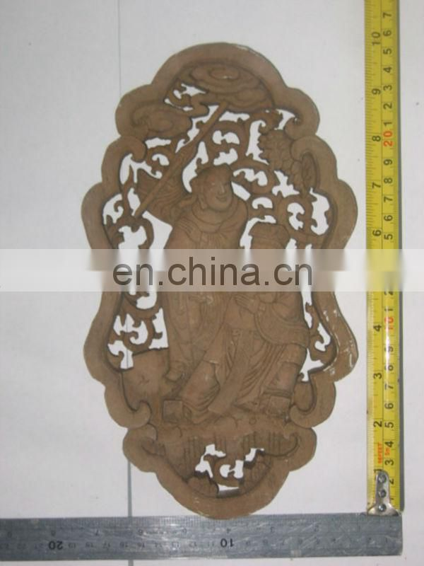 resin fanshaped sector wall chinese art collection decoration