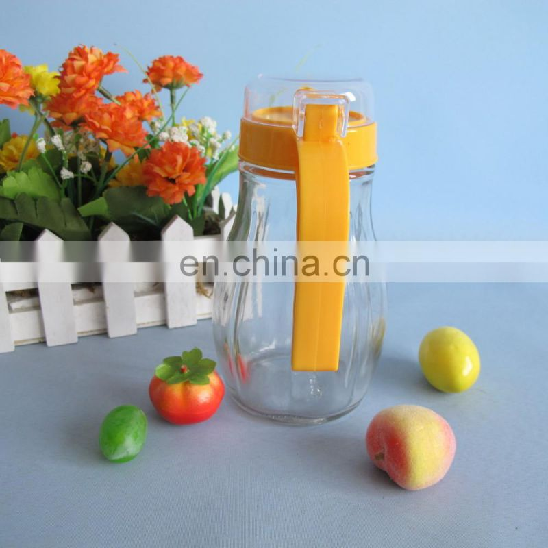 Measuring glass cooking pot no oil