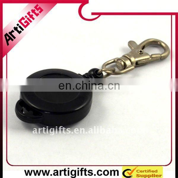 Artigifts wholesale good quality plastic pull key chain