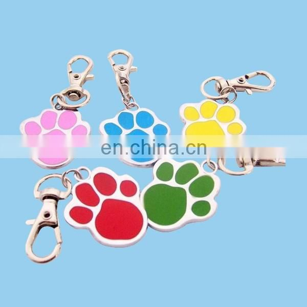 personalized engraved dog ID tags pet name charm