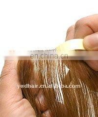 High quality Skin hair tape weaving/weft/extension