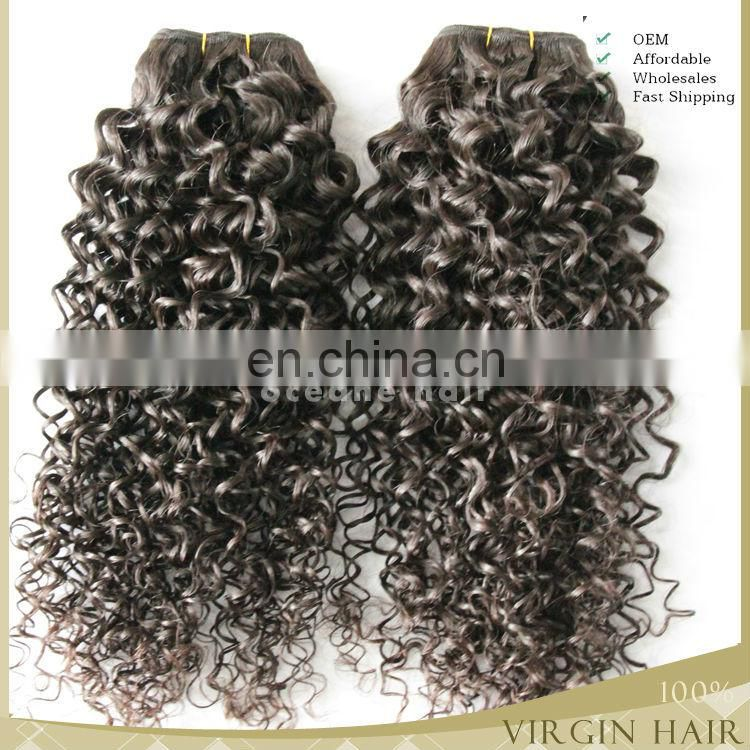 Hot sale!!!Full cuticle raw unprocessed remy fumi virgin unprocessed human hair weaving