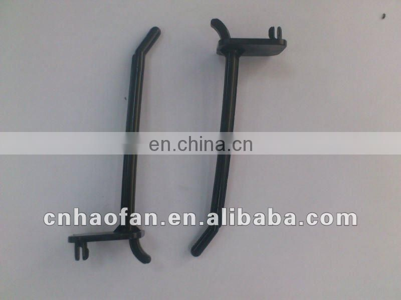 plastic display hooks