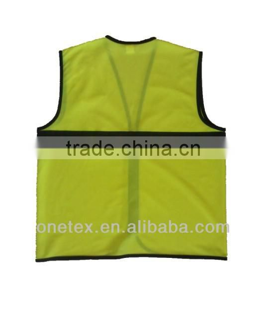 Fluorescence yellow hunting vest