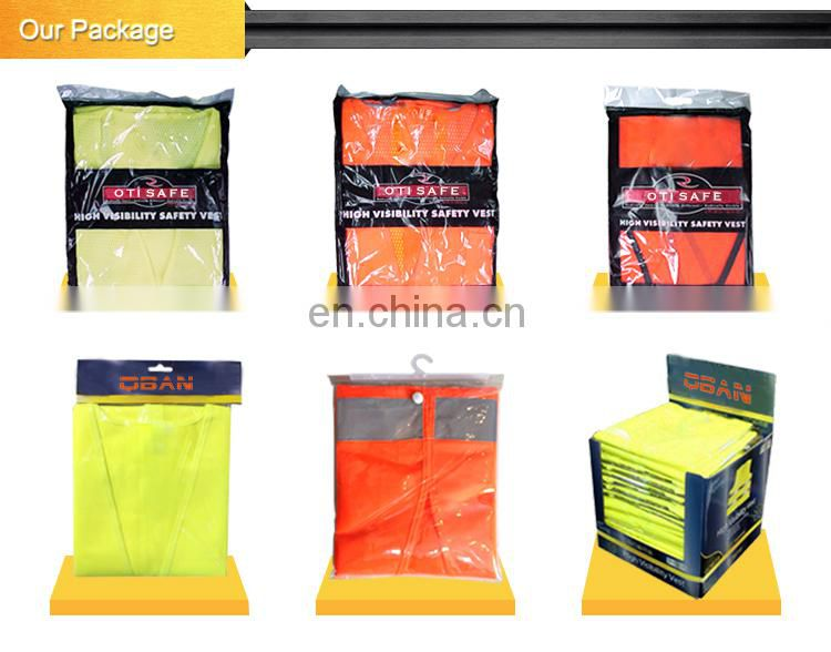 Waterproof hi vis outdoor travel bag cover for backpack