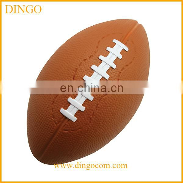 wholesale custom rugby football stress balls