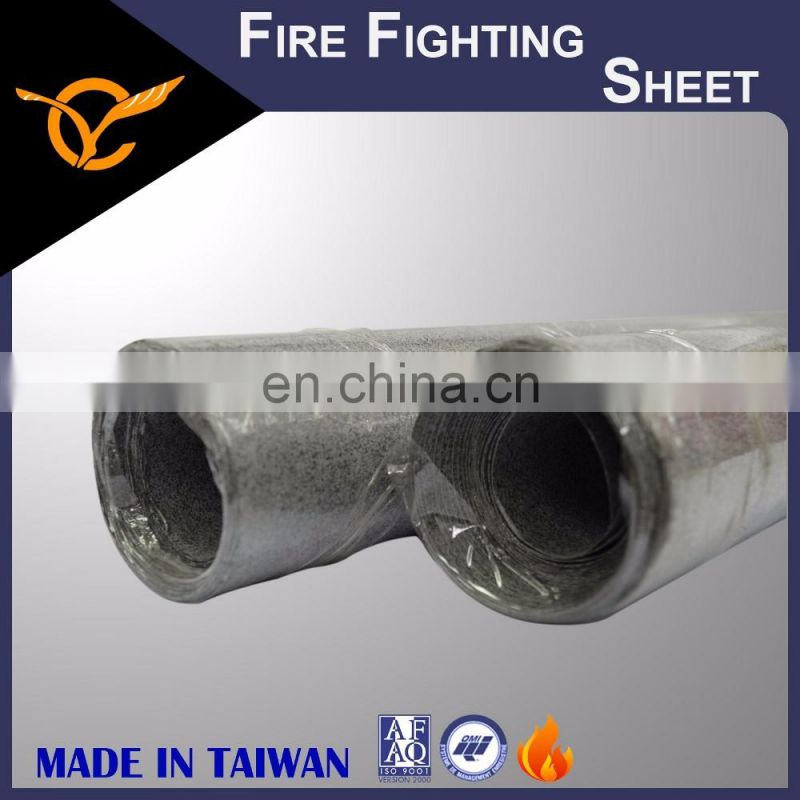 High Quality Fire Proof Thin Thickness Intumescent Paper