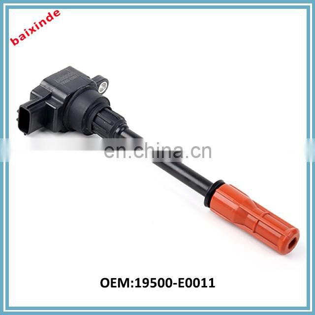 Automotive Coil OEM 19500-E0011 High Voltage Ignition Coil