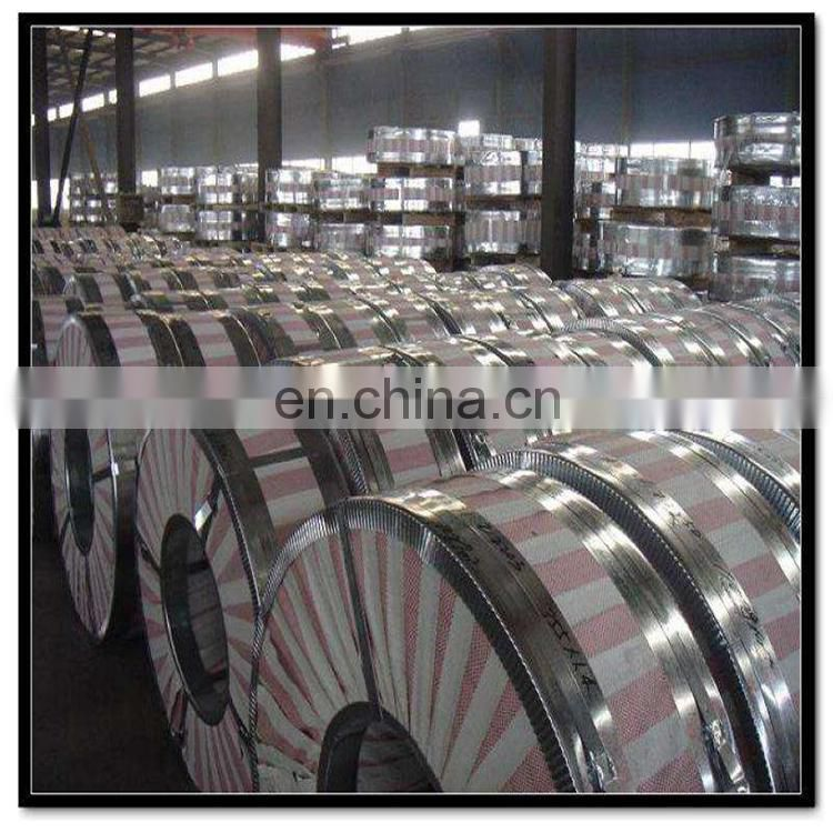 Galvanized steel strips Q195