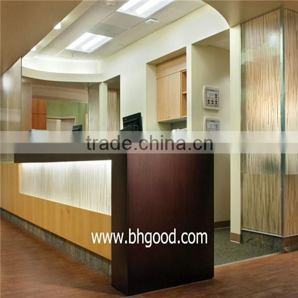 Translucent Art Panel 3 Form Resin Panels For Hospital