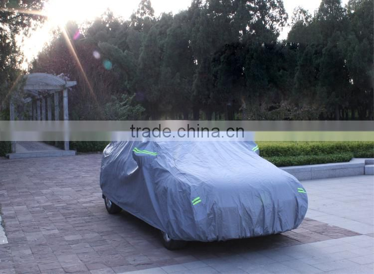 new design car cover for hatchback