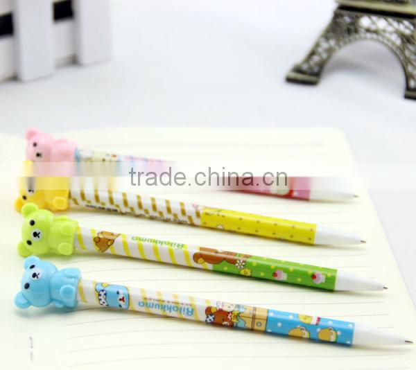 Japanese and Korean animal mechanical pencils