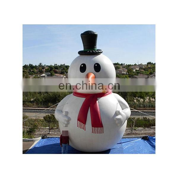 large cute inflatable snowman christmas snowman decorations